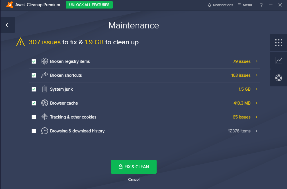 pc cleaner software free download xp
