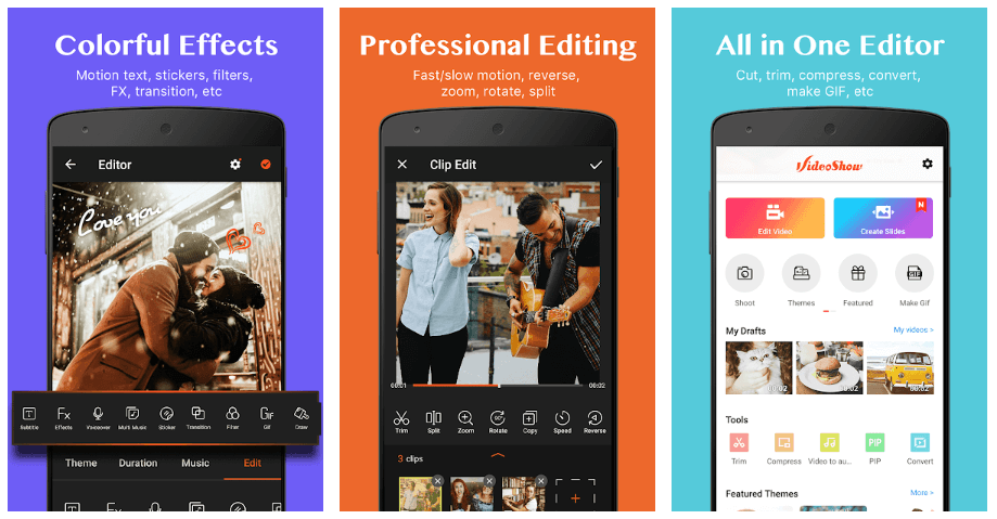 10 Best Video Editor Apps for Android 2019