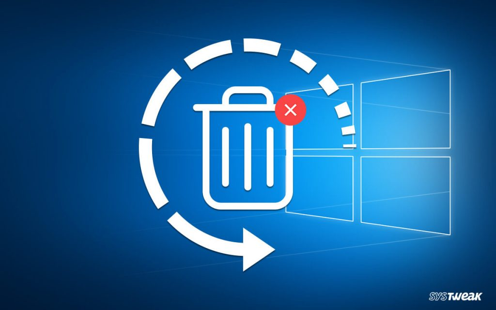 How to Recover Permanently Deleted Files in Windows 10 Quickly