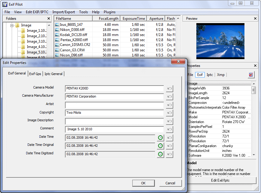Best Exif Viewers to Edit and Remove Exif Data on Windows