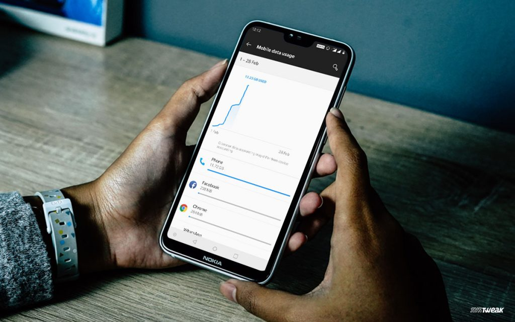 10 Best Free Data Monitoring Apps For Android In 2019