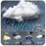 Real-time Forecast Weather App--Snowstorm Alert