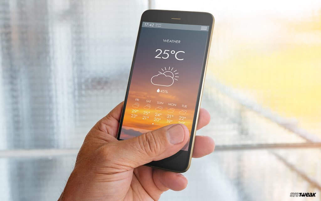 10 Best Weather Apps For Android In 2019