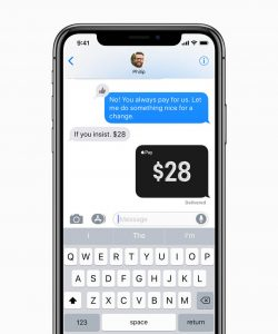iphone pay cash