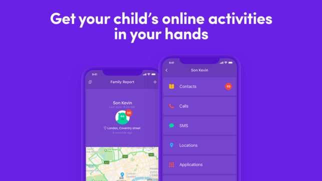 kidgy app for iphone