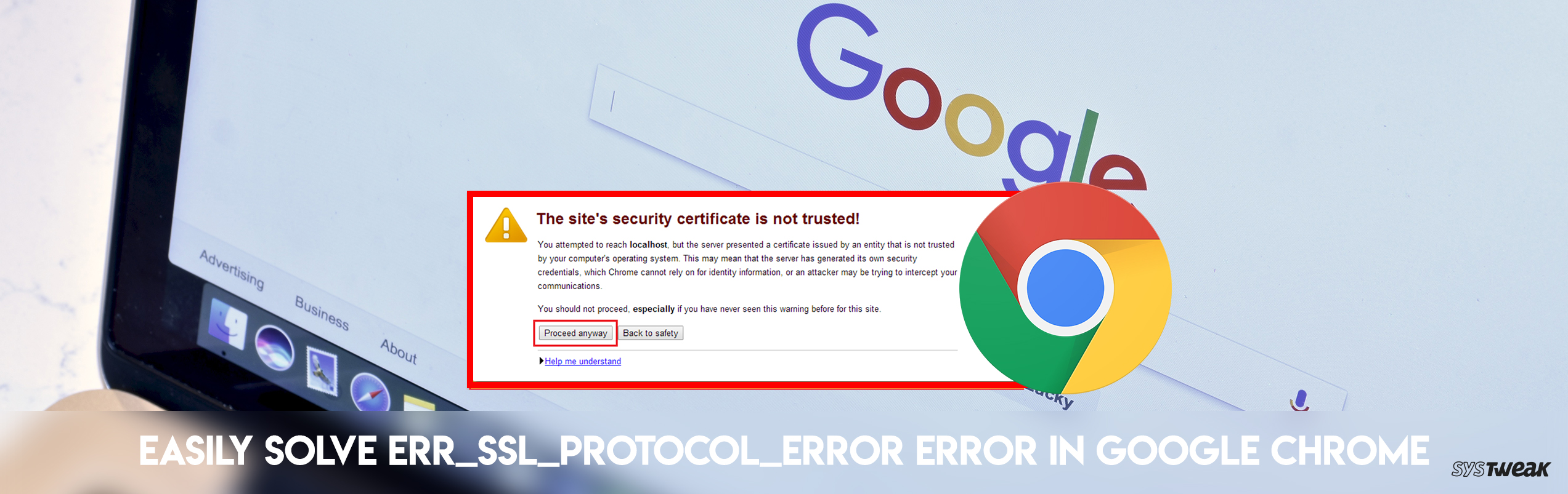 How To Fix Errsslprotocolerror In Google Chrome