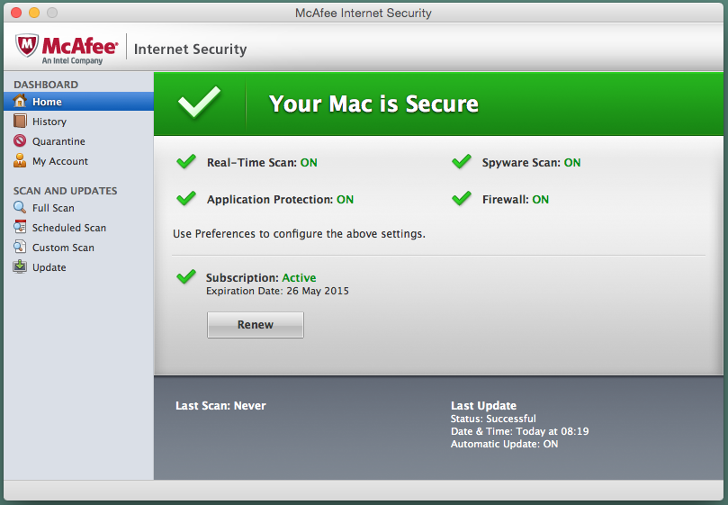 free anti malware software for mac