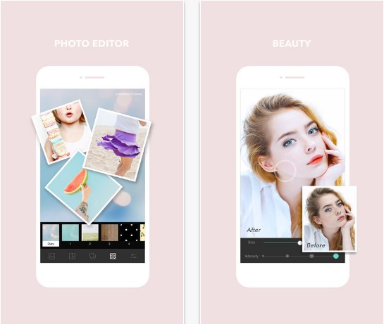 Cymera camera apps for iphone