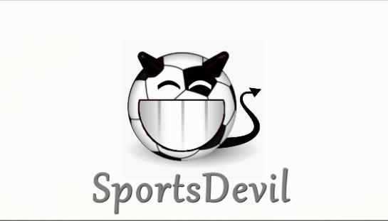 SportsDevil Kodi Add on