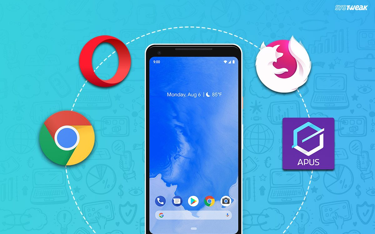 Best mobile web browser android