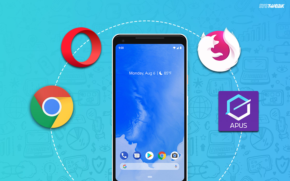 Fastest Android Browser- 11 Best Mobile Browsers For Android 2019