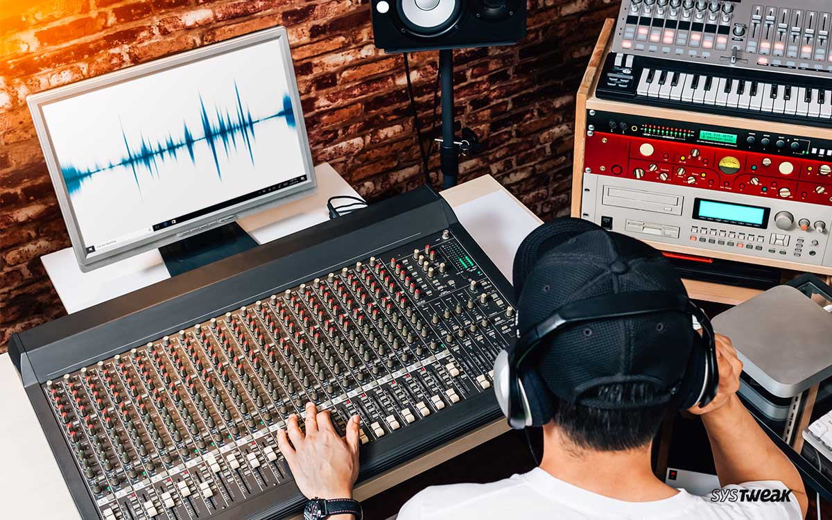 10 Best Free Audio Editing Software For windows 2019