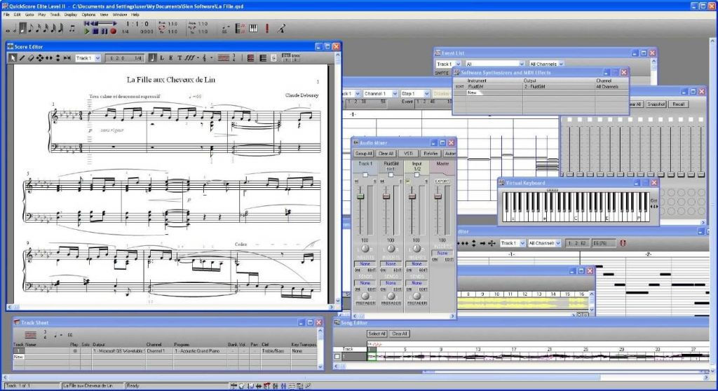 Top Best Free Music Notation Software for Windows 2019
