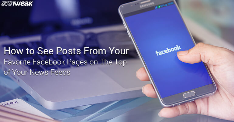See Your Favorite Facebook Posts On Top Of News Feed