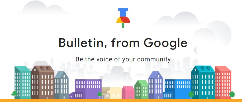bulletin from google