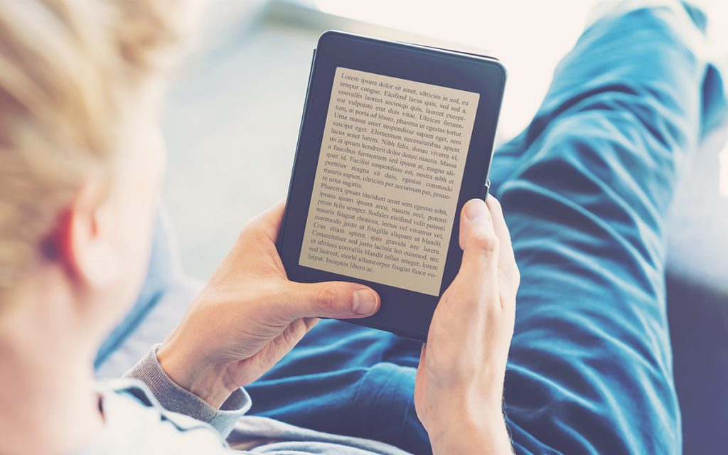 Best E-Readers For Bibliophiles in 2019