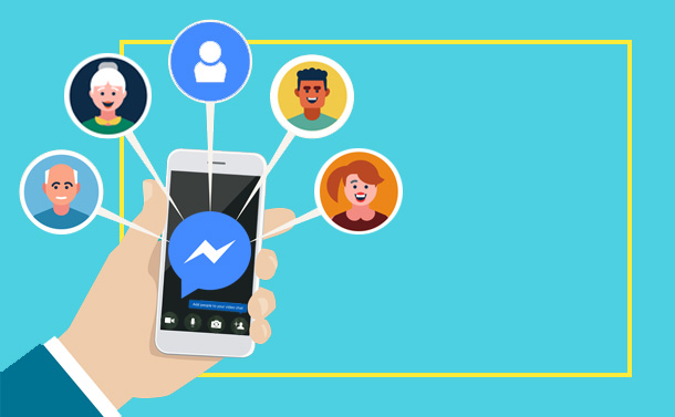 Facebook Messenger Update: Add More People to In-Progress Messenger Video & Audio Chats & Calls
