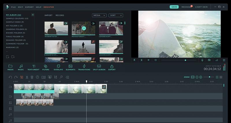 showbox video editor
