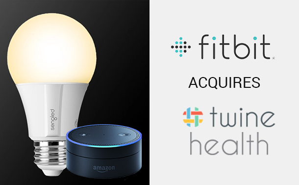 Newsletter: Digital Assistant Controlled Light Bulbs & FitBit Working Towards Getting Better