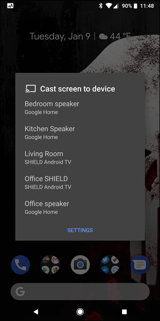 For Default Android Devices
