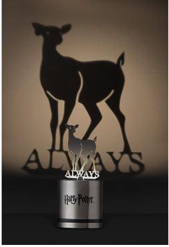 Harry potter snape's patronus lamp