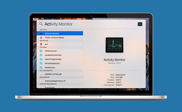 Explore Your Mac Better With Activity Monitor