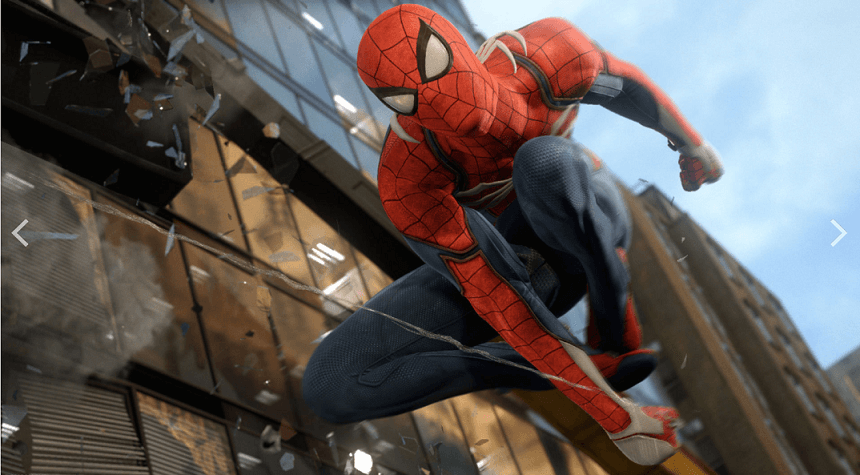 Marvels Spider-Man- upcoming game in 2018