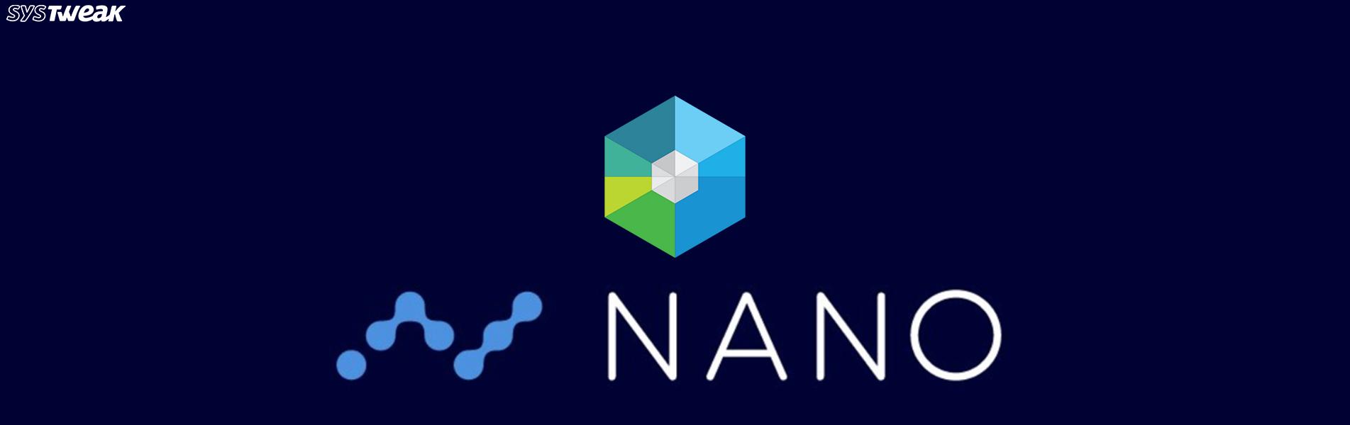 RAI Blocks Relaunches Itself as NANO