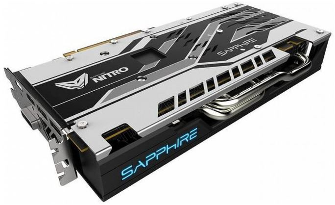 SAPPHIRE Nitro Radeon RX 570 4GDS