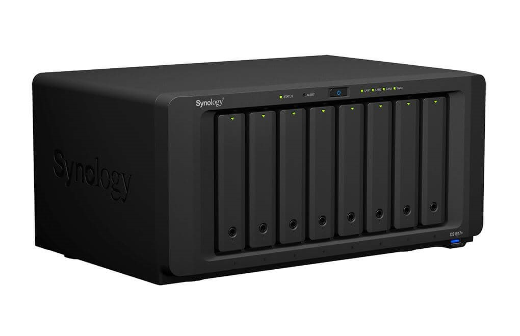 SYNOLOGY DISKSTATION DS1817+