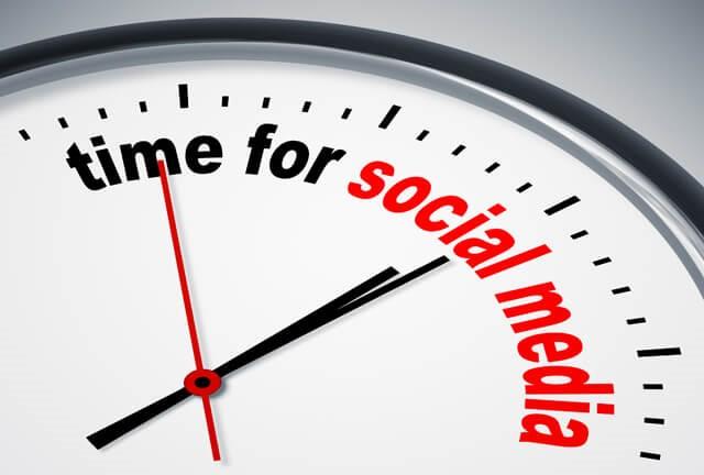 Schedule Social Media Usage