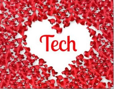 Tech valentines gift