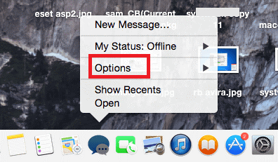 se Dock Menus to Add Startup Items- Another Way for Adding Startup Items in Mac