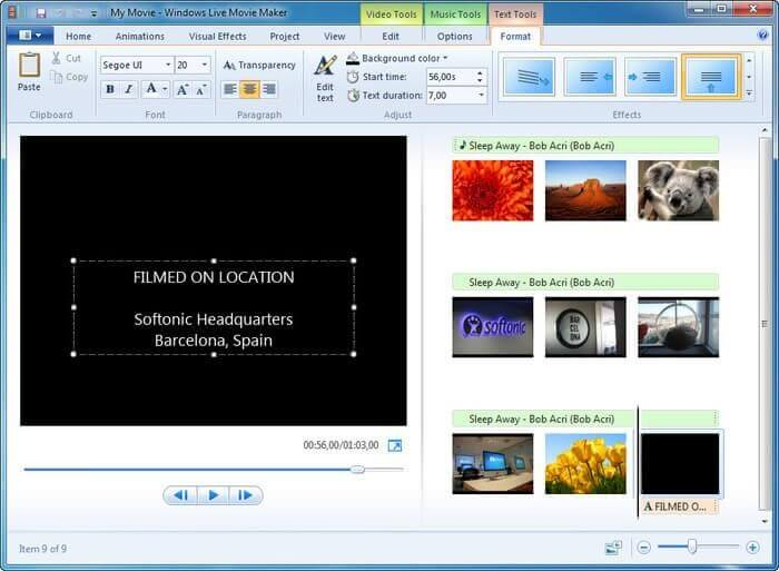 windows movie maker 2019 how to use