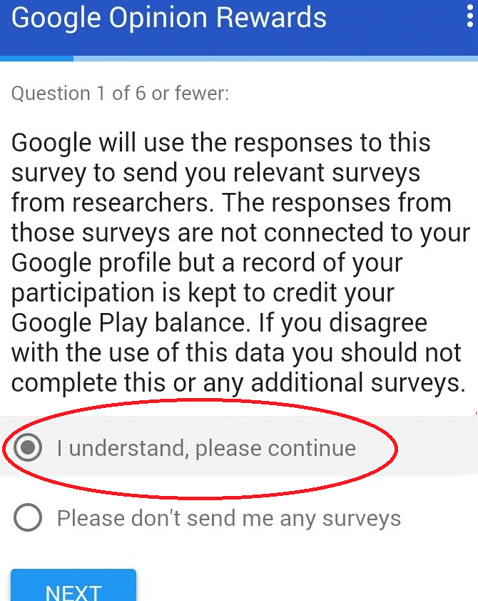 agree terms to google apps