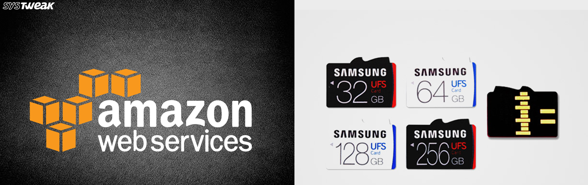 Newsletter: Amazon Web Services' Revenue Is All Time High  & All About  UFS 3.0