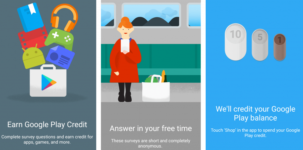 earn google play credit