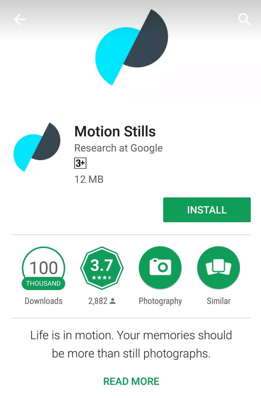 motion skills