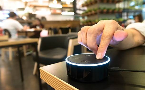 Are Voice Activated Smart Speakers Compromising Our Security?