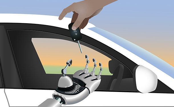 Driverless Cars: Can We Trust Them?