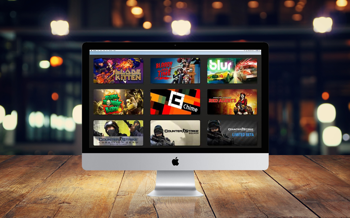 Best Games You Can Get on Mac Steam