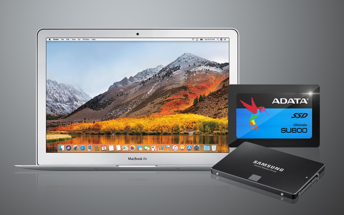 10 Best SSD For MacBook Pro In 2019