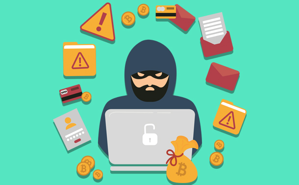 Malware & Heists: Blockchain Tech is under ATTACK!