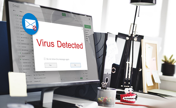 """How to Fix """"Your Computer is Infected with 4 Viruses"""" in Windows"""