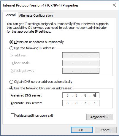 Configure Your DNS Servers