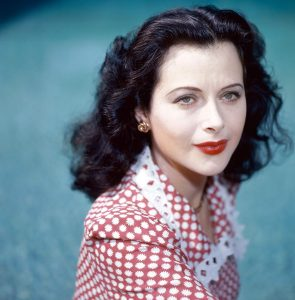 Torpedoes Radio Guidance Device - Hedy Lamarr