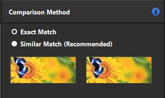 exact match photos duplicate photos