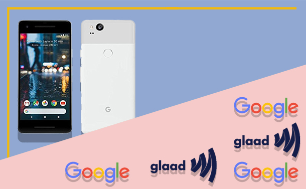 Newsletter : Google Highlights: Collaboration With GLAAD & Pixel's Portrait Mode Tech Is Now Open Source