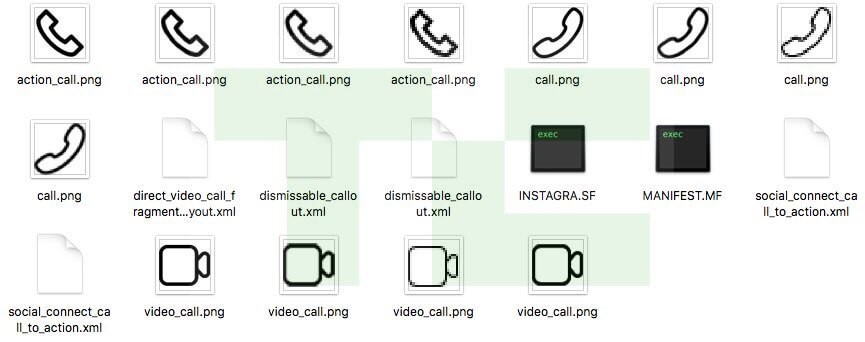 instagram voice and video call