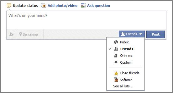 limit your facebook comment